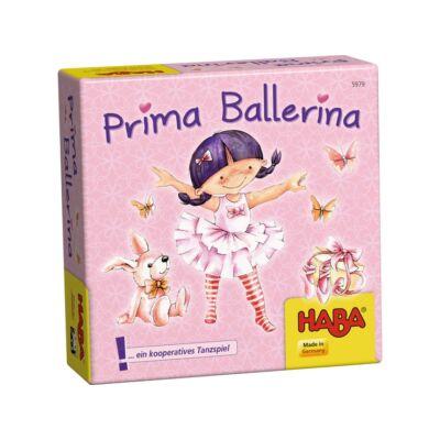 Szupermini Prima Ballerina táncjáték - Haba