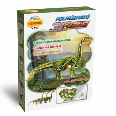 Didlodocus, felhúzható 3D puzzle - Hope Winning