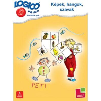 LOGICO Primo feladatkártyák -  Képek, hangok, szavak 5 éves kortól
