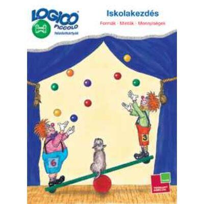 LOGICO Piccolo - Iskolakezdés: Formák- Minták-Mennyiségek  6 éves kortól