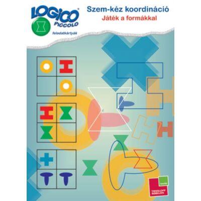 LOGICO Piccolo - Szem-kéz koordináció: Játék a formákkal 6 éves kortól