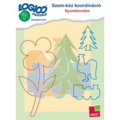 LOGICO Piccolo - Szem-kéz koordináció: Nyomkövetés 6 éves kortól