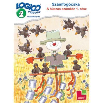 LOGICO Piccolo - Számfogócska: A húszas számkör 1. rész 6 éves kortól