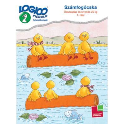 LOGICO Piccolo - Számfogócska: Összeadás és kivonás 20-ig 1. rész 6 éves kortól