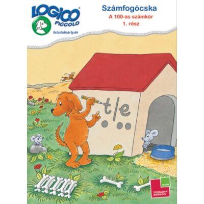 LOGICO Piccolo - Számfogócska: A 100-as számkör 1. rész  6 éves kortól