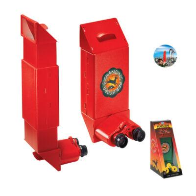 Óriás periszkóp gyerekeknek, Expanding Periscope Binocs 3X - Navir