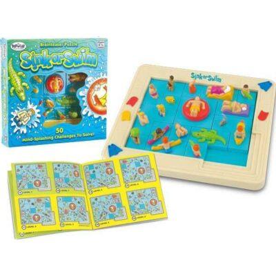 Sink or Swim, tologatós medencés logikai játék  8 éves kortól -  Popular Plaything
