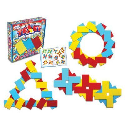 Texet, építőjáték 3 éves kortól -  Popular Plaything
