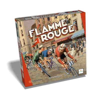 Flamme Rouge, kerékpárversenyzős társasjáték