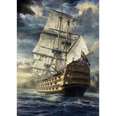 Sails set 1000 db-os puzzle, kirakó - Schmidt Spiele