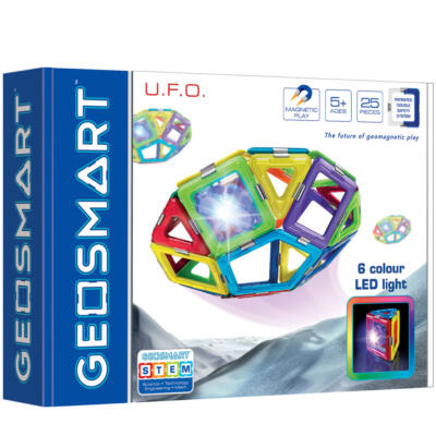 GeoSmart UFO építőjáték 5 éves kortól - SmartGames