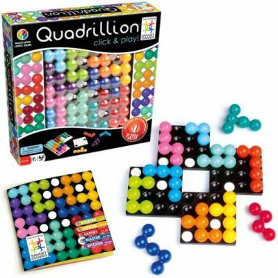 Quadrillion készségfejlesztő, logikai játék 7 éves kortól - SmartGames