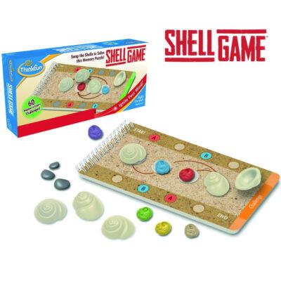 Shell Game, kagylós logikai játék 8 éves kortól - ThinkFun
