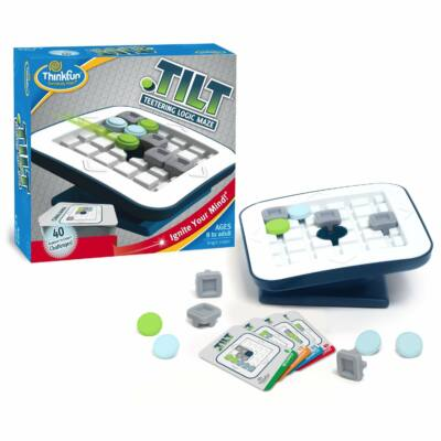 Tilt - ügyességi logikai játék, 8 éves kortól - ThinkFun