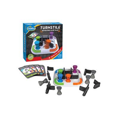 Turnstile - Forgóajtók logikai játék, 8 éves kortól - ThinkFun