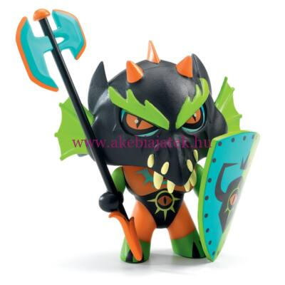 Drack knight, Fekete lovag - Djeco/Arty Toys
