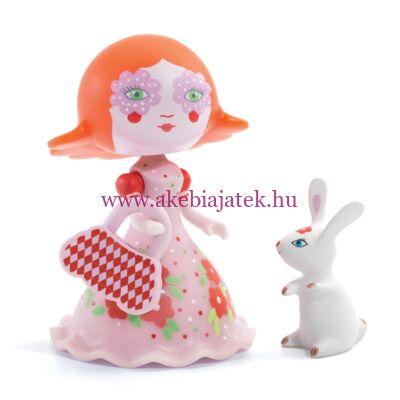 Elodia hercegnő & White nyúl - Djeco/Arty Toys