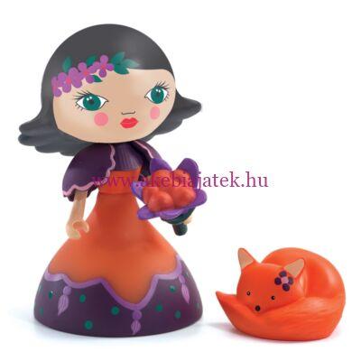 Oya hercegnő & Fox róka - Djeco/Arty Toys
