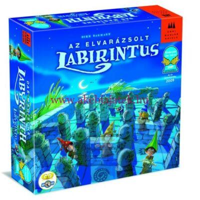 Az elvarázsolt labirintus társasjáték - Drei Magier Spiele