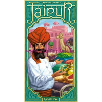 Jaipur, kártyás stratégiai társasjáték - Asmodee
