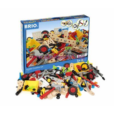 Építő szett 270 db-os, 3 éves kortól - BRIOő építőkockák, 1 éves kortól - BRIO