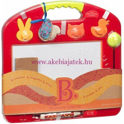 B. Törölhető mágnespor rajztábla - TOMATO - B.toys