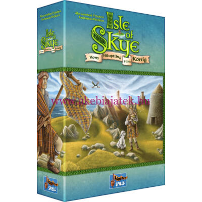 Skye Sigete társasjáték 8 éves kortól - Lookout Games