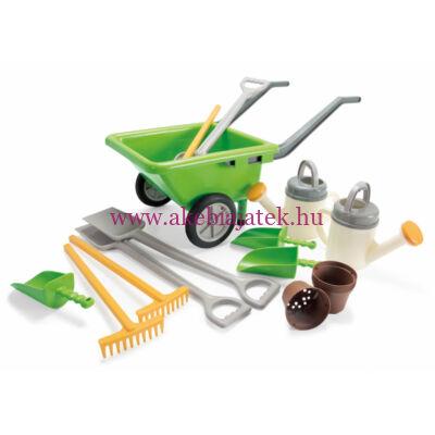 Zöld kert homokozó és kertészkedő szett - Green Garden set - Dantoy