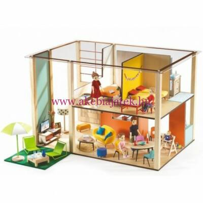 Kocka babaház - Cubic house (House sold empty) - Djeco