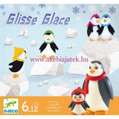 Free Slide, pingvinfocizó ügyességi társasjáték 6 éves kortól - Djeco