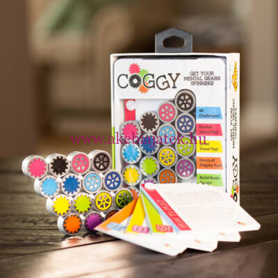 Coggy, Fogaskerék alakító - Fat Brain Toys