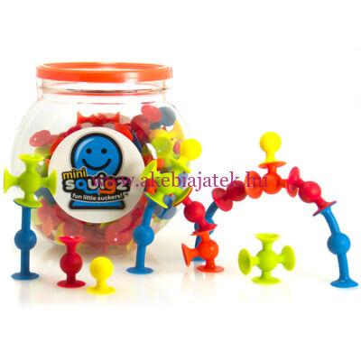Cuppantsd rá! - MINI tapadós építőjáték 75 db, Squigz - Fat Brain Toys