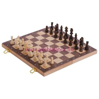 Sakk készlet fából, 7 éves kortól - Goki
