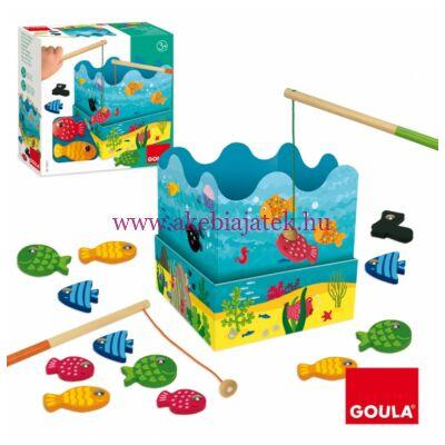 Mágneses horgászjáték, Game of Fishing - Goula