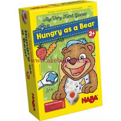 Éhes, mint a medve - Első társasom 2 éves kortól - Haba