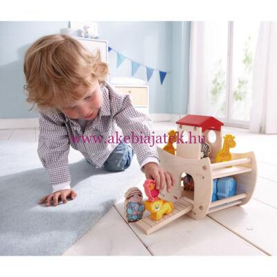 Noé bárkája játékszett 1 éves kortól - Haba