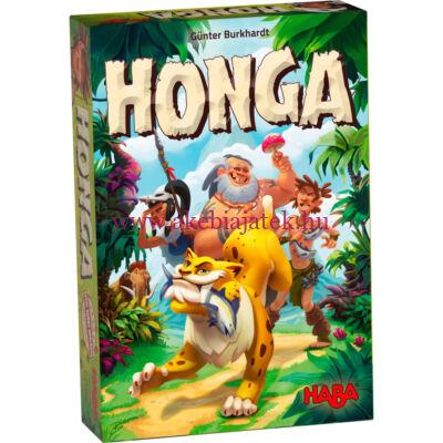 Honga társasjáték 8 éves kortól - Haba