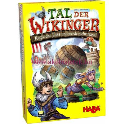 Vikinvölgy taktikai társasjáték 6 éves kortól - Haba