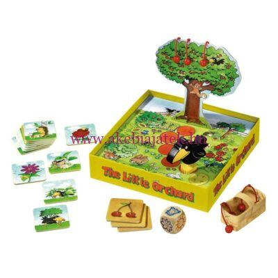 Kis gyümölcsöskert társasjáték, The Little Orchard  - Haba