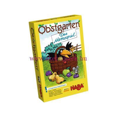Gyümölcsöskert memória, Obstgarten/Orchard memo - Haba