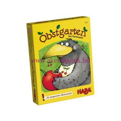 Gyümölcsöskert kártyajáték, The Orchard card game - Haba