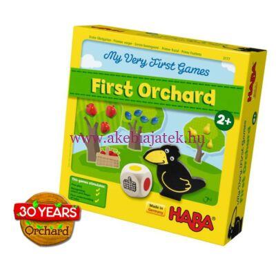 Első Gyümülcsöskertem - Első társasom 2 éves kortól - Haba
