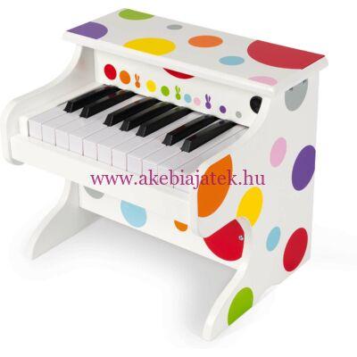 Confetti első elektronikus zongorám - JANOD