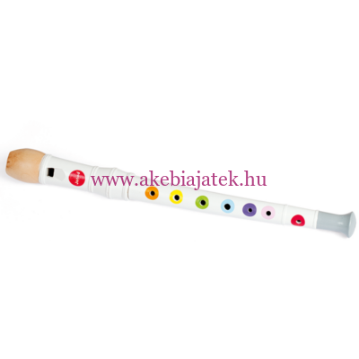 Confetti furulya, Confetti flute 3 éves kortól - JANOD