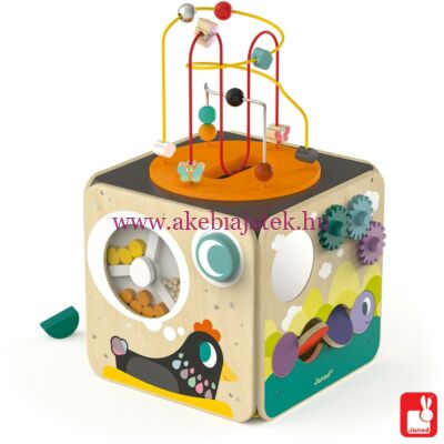 Multi-Activity Looping Activity kocka - JANOD