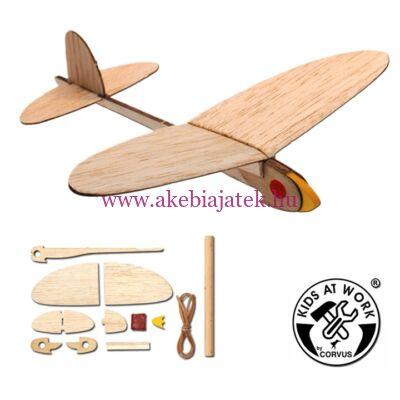 Balsafa repülő készítő szett 01 - Kids at work
