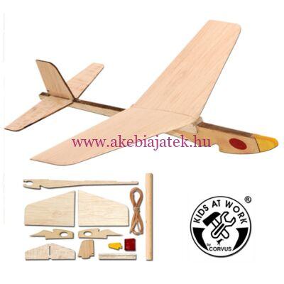Balsafa repülő készítő szett 02 - Kids at work