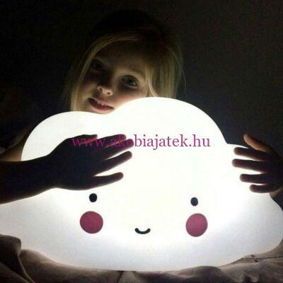 FELHŐ, nagy lámpa - A Little Lovely Company