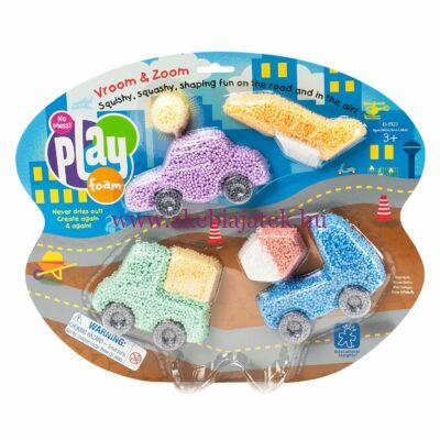 Play Foam gyöngy gyurma, Járművek - Learning Resources