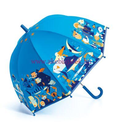 Esernyő, Tenger világa - Seaworld - Little BIG room by Djeco